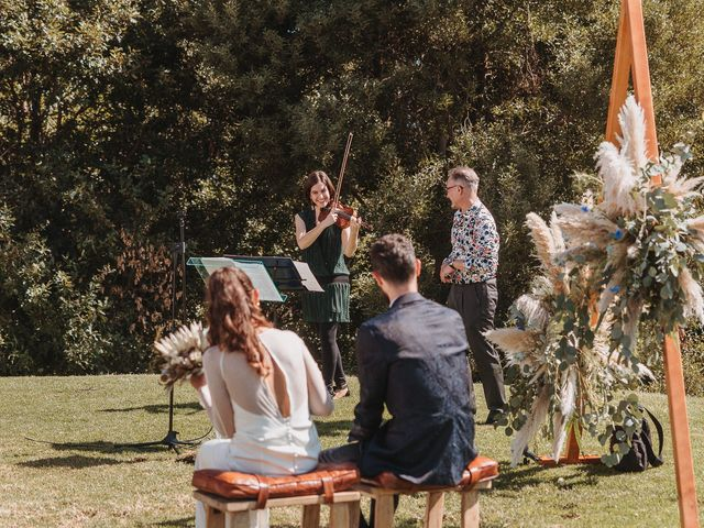La boda de Paúl y Lorena en Raxó (Poio), Pontevedra 62