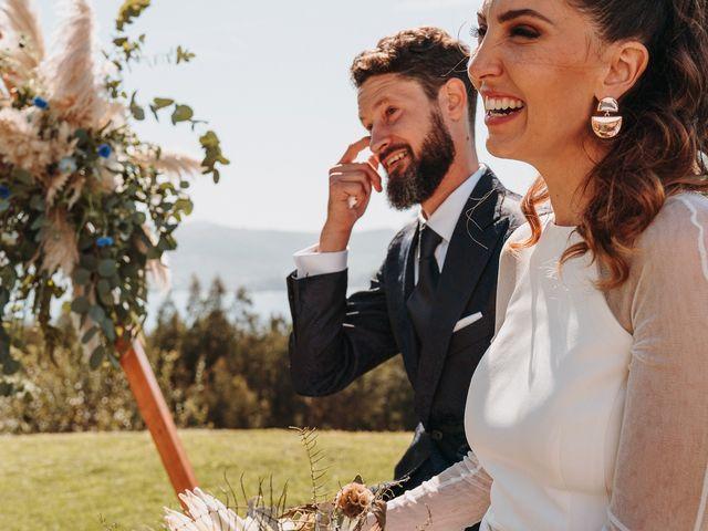 La boda de Paúl y Lorena en Raxó (Poio), Pontevedra 66