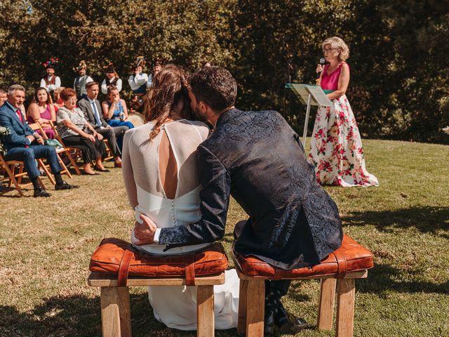 La boda de Paúl y Lorena en Raxó (Poio), Pontevedra 67