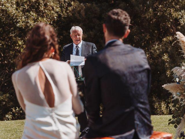 La boda de Paúl y Lorena en Raxó (Poio), Pontevedra 68