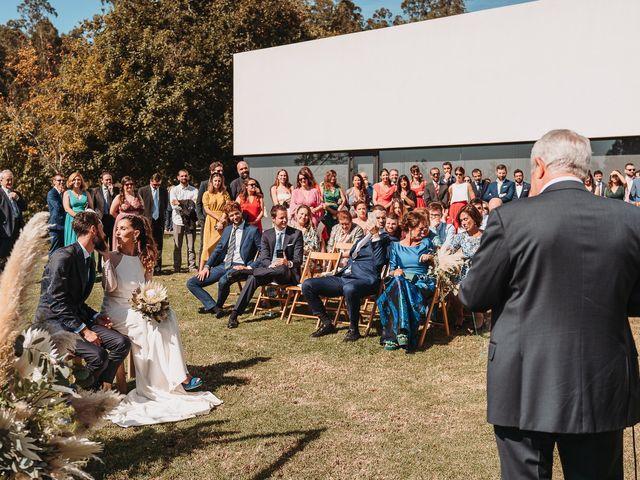La boda de Paúl y Lorena en Raxó (Poio), Pontevedra 69