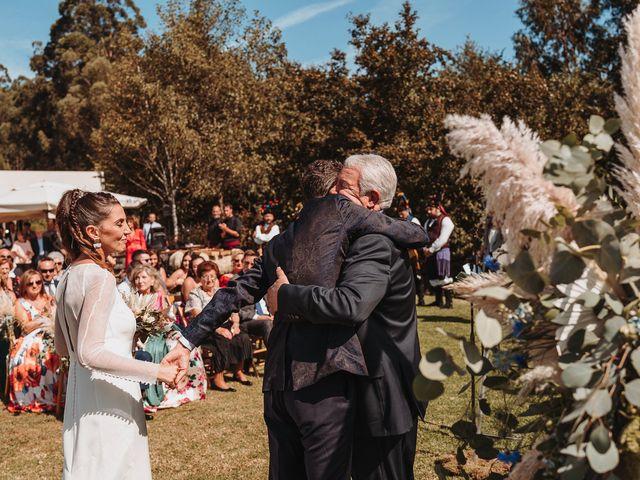 La boda de Paúl y Lorena en Raxó (Poio), Pontevedra 71