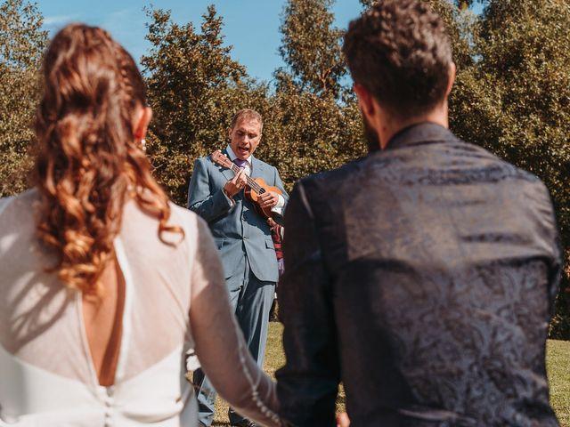 La boda de Paúl y Lorena en Raxó (Poio), Pontevedra 73