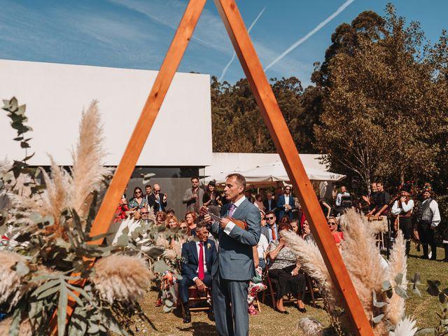 La boda de Paúl y Lorena en Raxó (Poio), Pontevedra 74