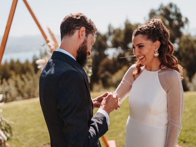 La boda de Paúl y Lorena en Raxó (Poio), Pontevedra 83