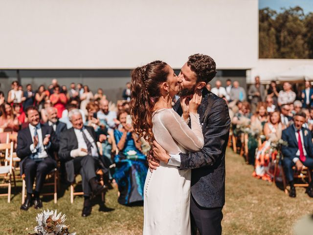 La boda de Paúl y Lorena en Raxó (Poio), Pontevedra 84