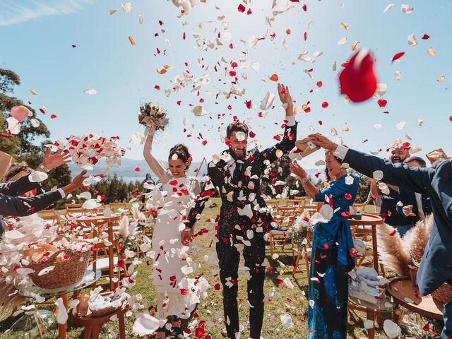 La boda de Paúl y Lorena en Raxó (Poio), Pontevedra 2