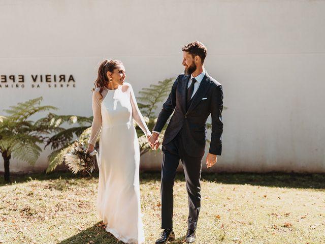 La boda de Paúl y Lorena en Raxó (Poio), Pontevedra 107