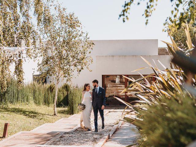La boda de Paúl y Lorena en Raxó (Poio), Pontevedra 111