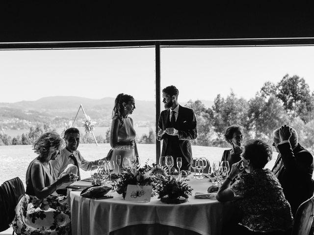 La boda de Paúl y Lorena en Raxó (Poio), Pontevedra 116
