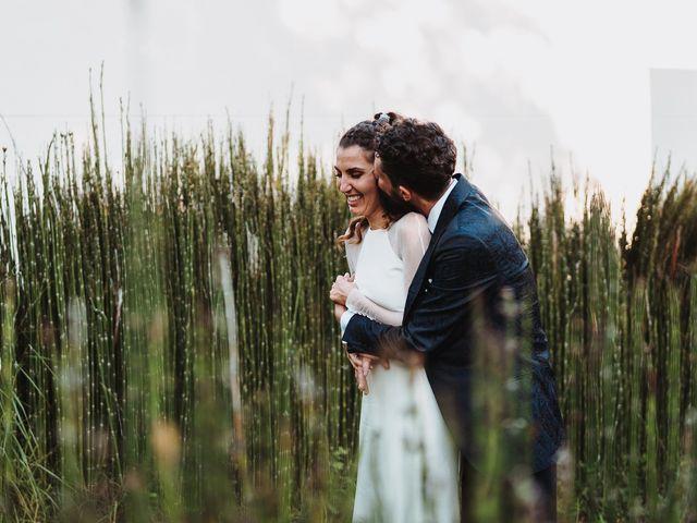 La boda de Paúl y Lorena en Raxó (Poio), Pontevedra 121