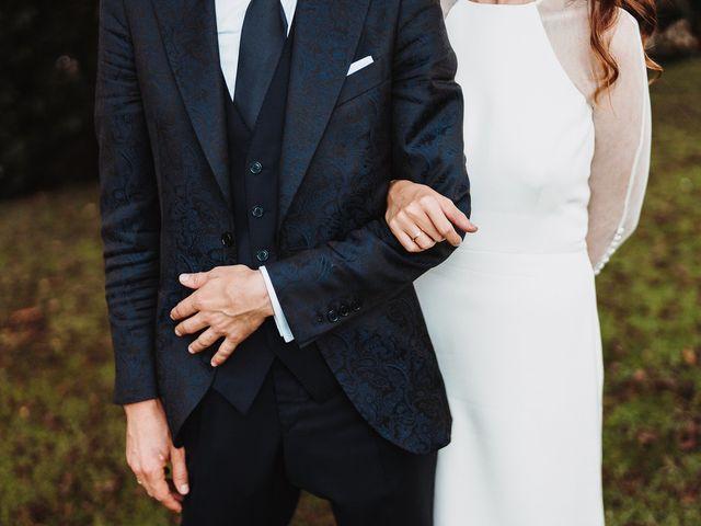La boda de Paúl y Lorena en Raxó (Poio), Pontevedra 123