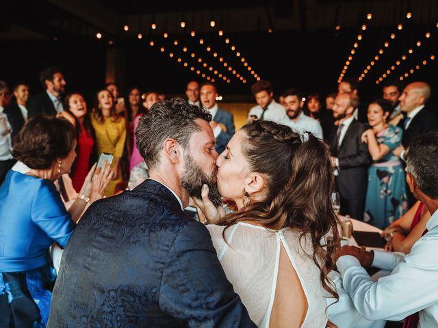 La boda de Paúl y Lorena en Raxó (Poio), Pontevedra 124