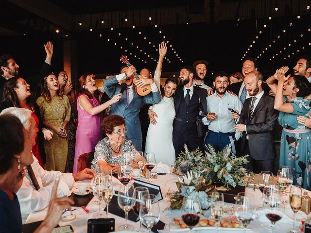 La boda de Paúl y Lorena en Raxó (Poio), Pontevedra 125