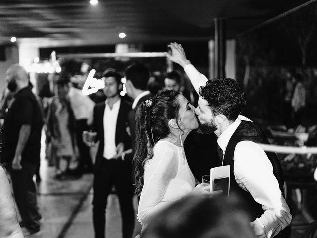 La boda de Paúl y Lorena en Raxó (Poio), Pontevedra 139
