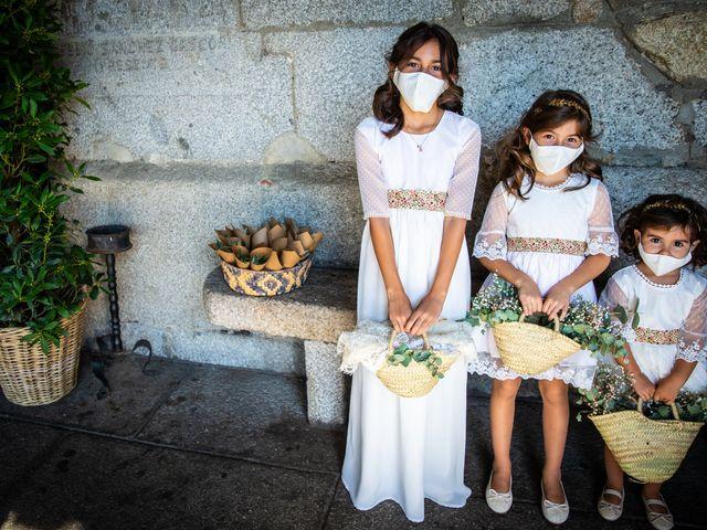 La boda de Rodrigo y Marta en Torrelodones, Madrid 25