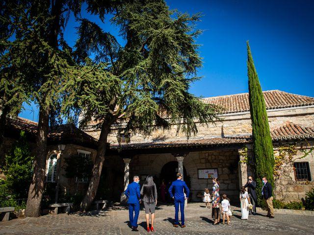 La boda de Rodrigo y Marta en Torrelodones, Madrid 28