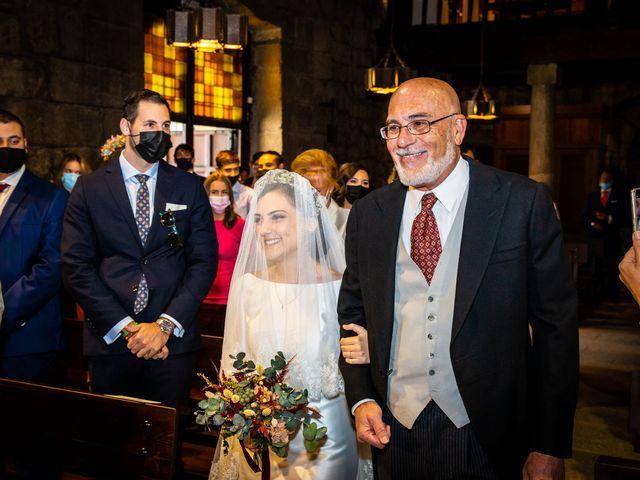 La boda de Rodrigo y Marta en Torrelodones, Madrid 29
