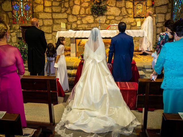 La boda de Rodrigo y Marta en Torrelodones, Madrid 30