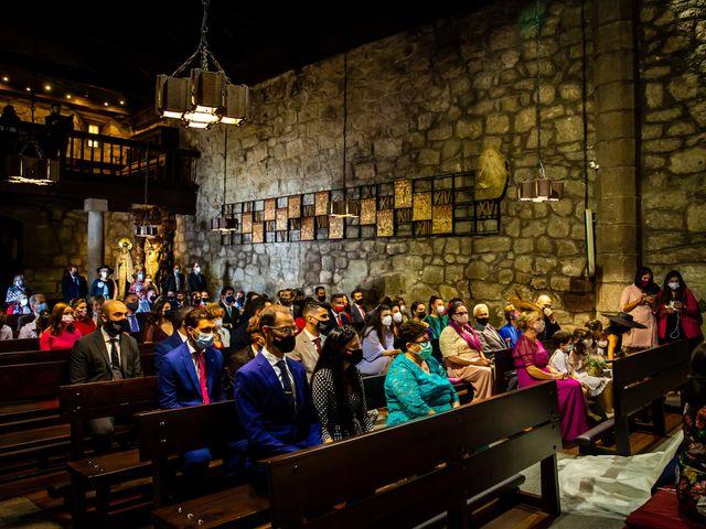 La boda de Rodrigo y Marta en Torrelodones, Madrid 34