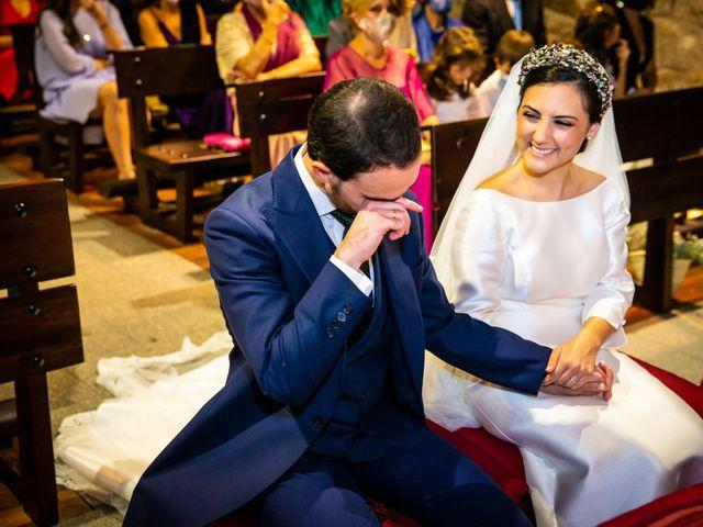 La boda de Rodrigo y Marta en Torrelodones, Madrid 39
