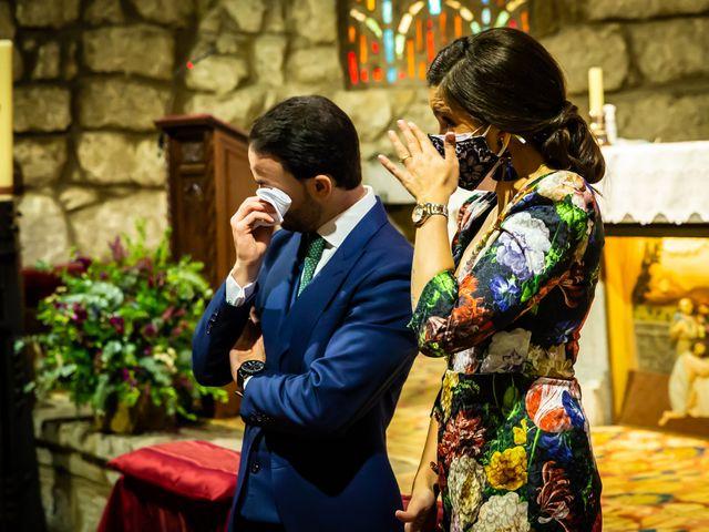 La boda de Rodrigo y Marta en Torrelodones, Madrid 43