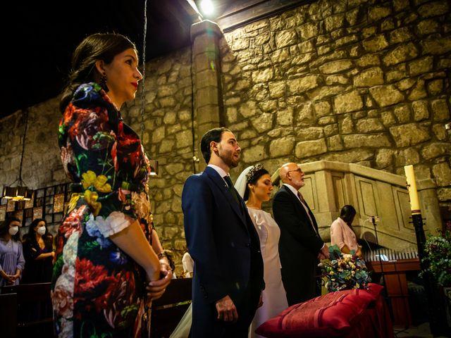 La boda de Rodrigo y Marta en Torrelodones, Madrid 45