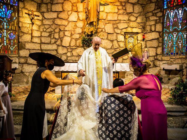 La boda de Rodrigo y Marta en Torrelodones, Madrid 48