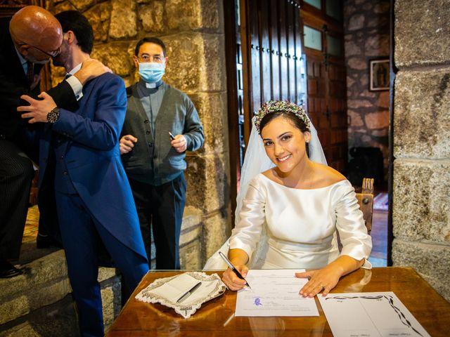 La boda de Rodrigo y Marta en Torrelodones, Madrid 57