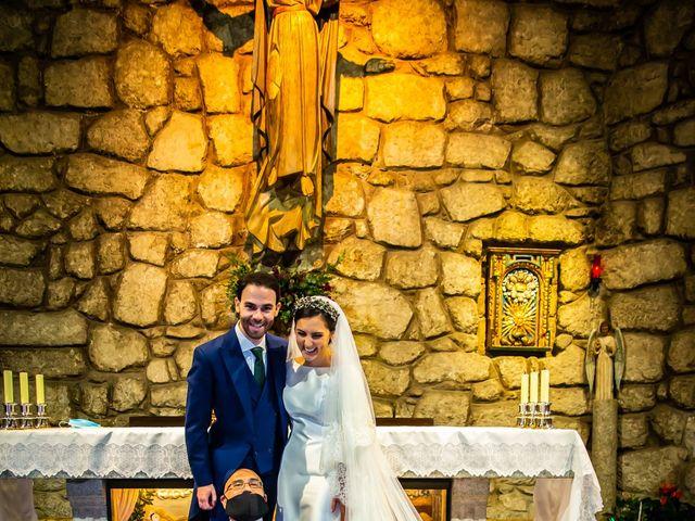 La boda de Rodrigo y Marta en Torrelodones, Madrid 59