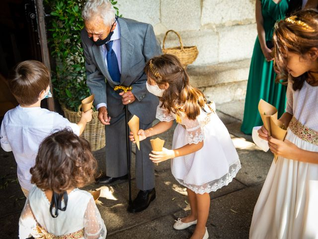 La boda de Rodrigo y Marta en Torrelodones, Madrid 62