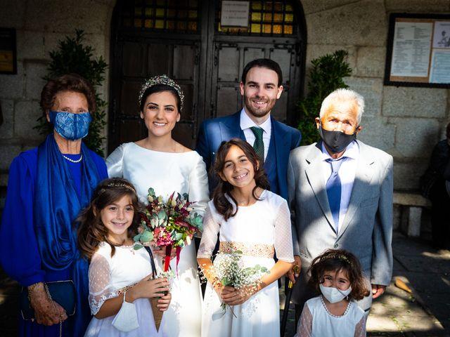 La boda de Rodrigo y Marta en Torrelodones, Madrid 65