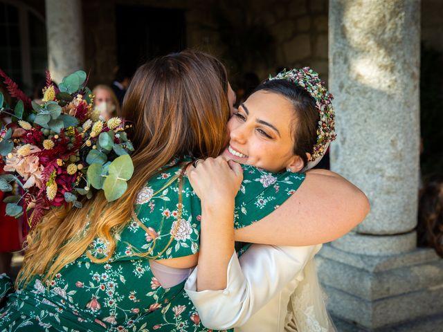 La boda de Rodrigo y Marta en Torrelodones, Madrid 66