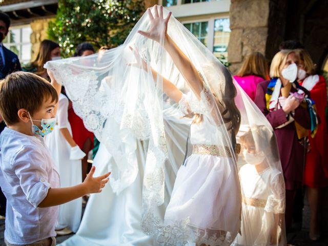 La boda de Rodrigo y Marta en Torrelodones, Madrid 67