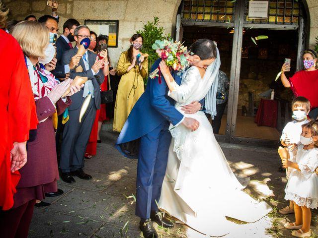 La boda de Rodrigo y Marta en Torrelodones, Madrid 68