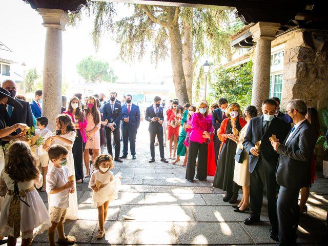 La boda de Rodrigo y Marta en Torrelodones, Madrid 71