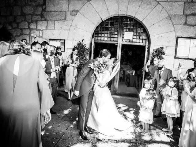 La boda de Rodrigo y Marta en Torrelodones, Madrid 73