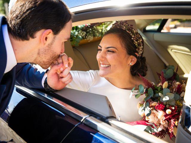 La boda de Rodrigo y Marta en Torrelodones, Madrid 76