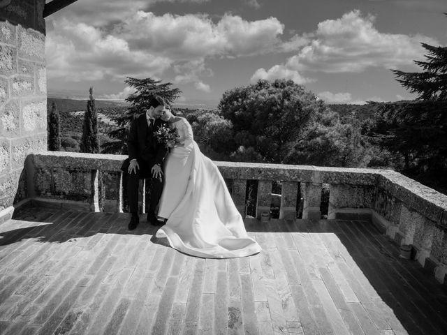 La boda de Rodrigo y Marta en Torrelodones, Madrid 80