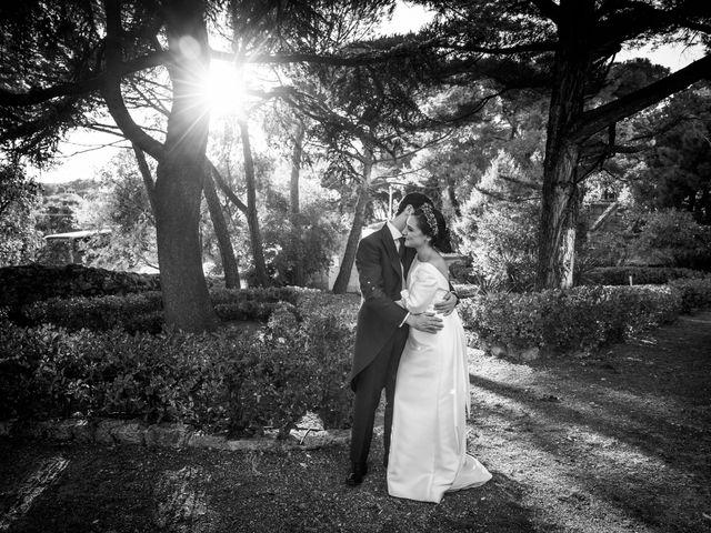 La boda de Rodrigo y Marta en Torrelodones, Madrid 83