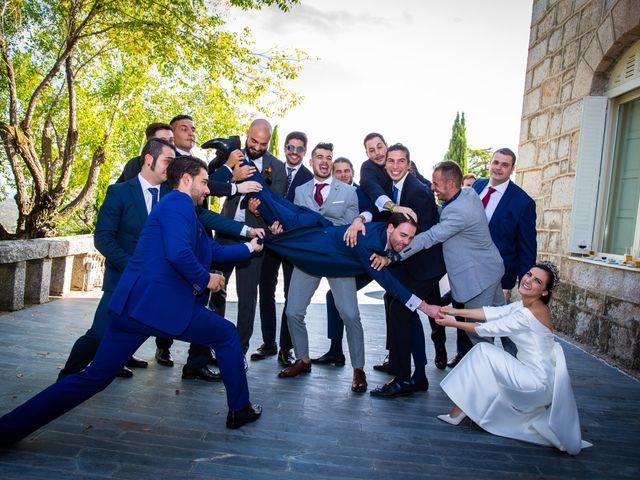 La boda de Rodrigo y Marta en Torrelodones, Madrid 84