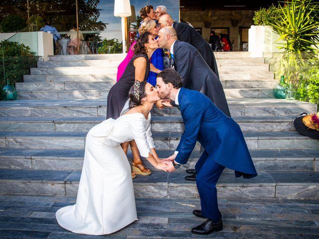 La boda de Rodrigo y Marta en Torrelodones, Madrid 86