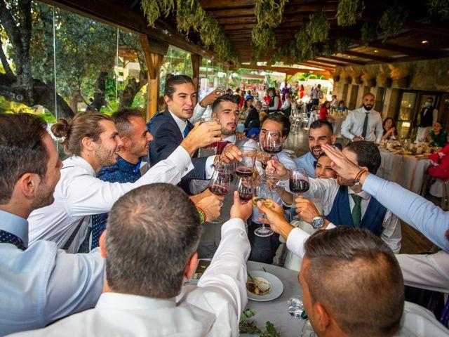 La boda de Rodrigo y Marta en Torrelodones, Madrid 92