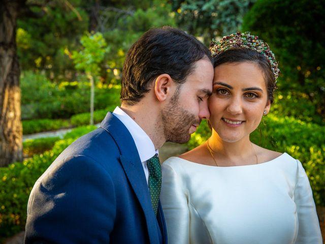 La boda de Rodrigo y Marta en Torrelodones, Madrid 95