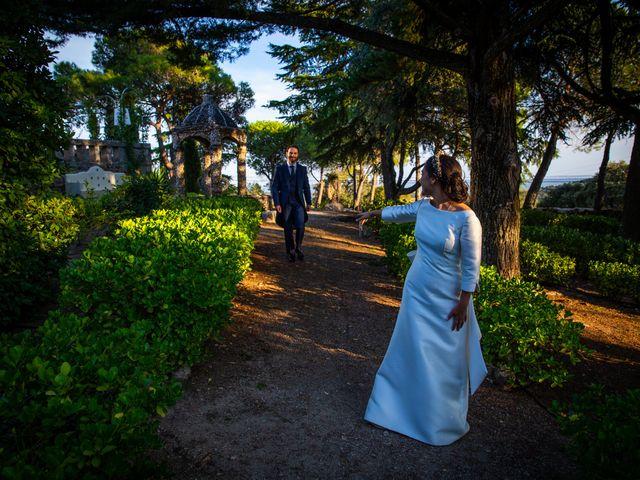 La boda de Rodrigo y Marta en Torrelodones, Madrid 98