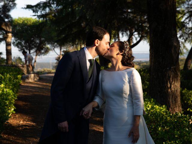 La boda de Rodrigo y Marta en Torrelodones, Madrid 99
