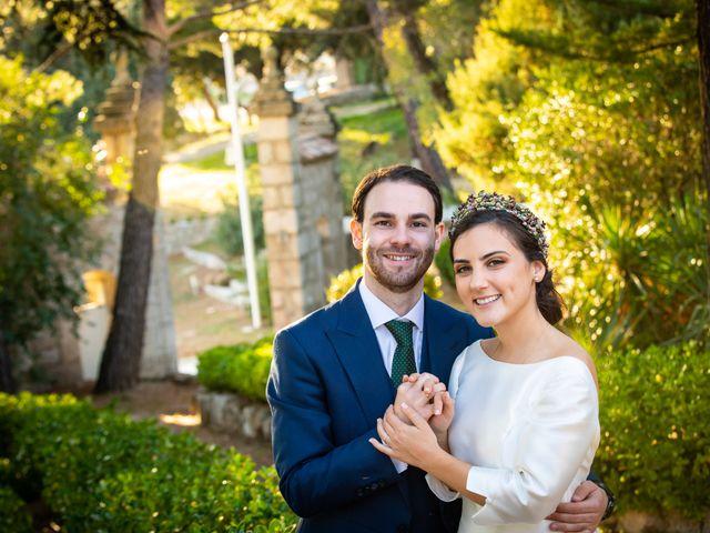 La boda de Rodrigo y Marta en Torrelodones, Madrid 114