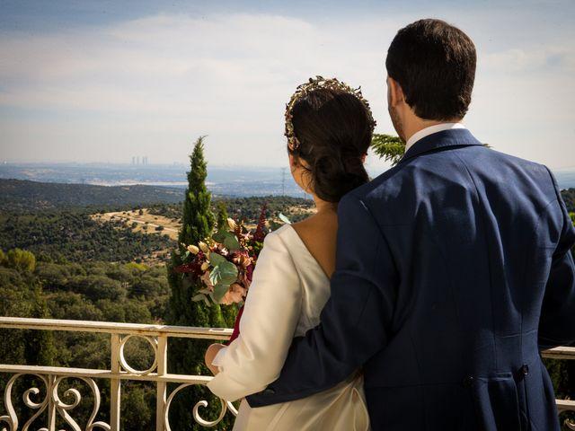La boda de Rodrigo y Marta en Torrelodones, Madrid 123