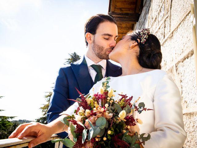 La boda de Rodrigo y Marta en Torrelodones, Madrid 125