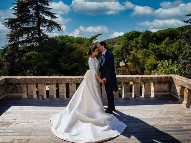 La boda de Rodrigo y Marta en Torrelodones, Madrid 126